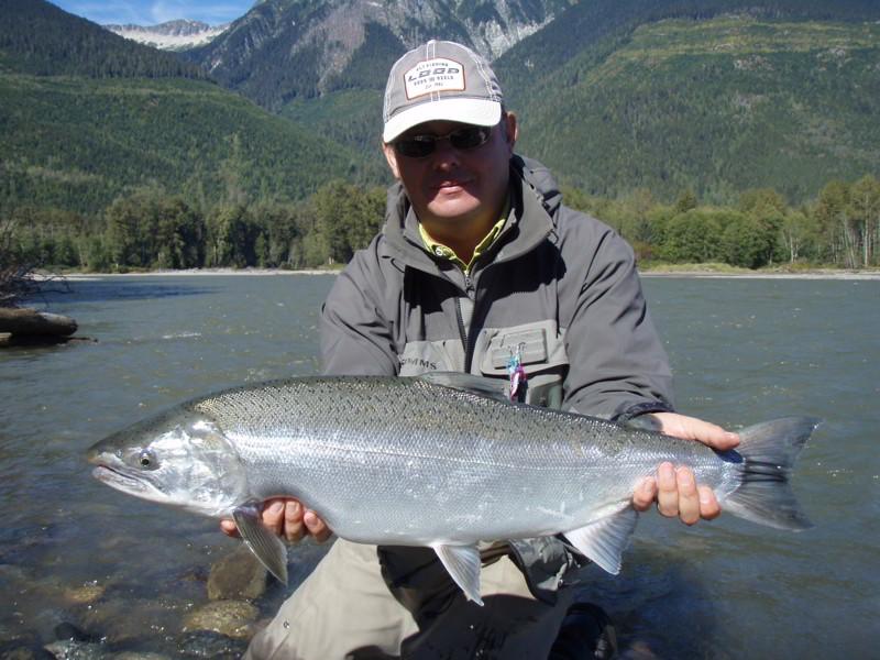 Chinook- Wild Rivers Lodge